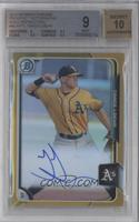 Trace Loehr /50 [BGS 9]
