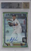 Willy Adames /99 [BGS 9]