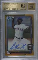 Dillon Tate [BGS 9.5 GEM MINT] #/50