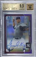 James Kaprielian [BGS 9.5 GEM MINT] #/250