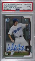 Walker Buehler [PSA 9 MINT]