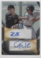 Cole Tucker, Kevin Newman /25