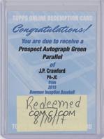 J.P. Crawford [BeingRedeemed] #/99