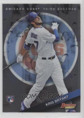 2015 Bowman's Best - [Base] #50 - Kris Bryant