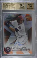 Trea Turner /25 [BGS 9.5 GEM MINT]