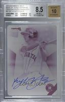 Kyle Tucker [BGS 8.5 NM‑MT+] #/1