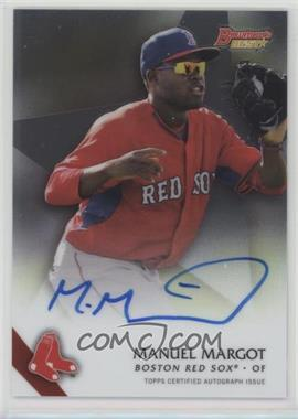 2015 Bowman's Best - Best of 2015 Autographs #B15-MMA - Manuel Margot