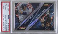Giancarlo Stanton, Aaron Judge [PSA 10 GEM MT]