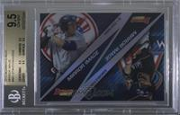 Giancarlo Stanton, Aaron Judge [BGS 9.5 GEM MINT]