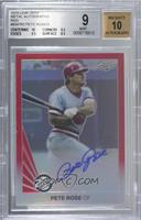 Pete Rose /5 [BGS 9 MINT]