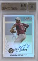 Jameis Winston [BGS 9.5 GEM MINT] #/12