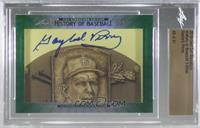 Gaylord Perry [LeafAuthenticsEncased] #/41