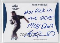 Ashe Russell /25