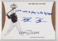 Ke'Bryan Hayes