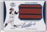 Lucas Herbert /25