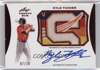 Kyle Tucker [Noted] #/10