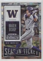 Braden Bishop #/23