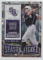 Hunter Dozier /23