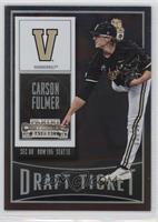 Carson Fulmer #/99