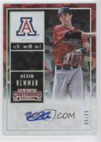 Kevin Newman /23