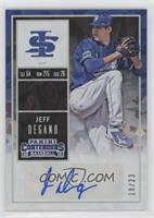 Jeff Degano /23