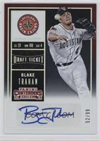 Blake Trahan (Dark Hat) /99