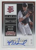 Taylor Ward (Catching) /99