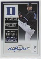 Michael Matuella (Black Jersey) /15