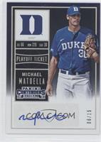 Michael Matuella (Blue Jersey) /15