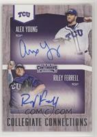 Riley Ferrell, Alex Young