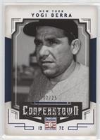Yogi Berra #/25