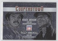 Reggie Jackson, Rickey Henderson