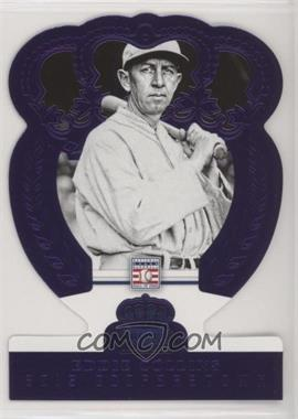 2015 Panini Cooperstown - HOF Crown Royale - Purple #29 - Eddie Collins /50