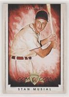 Stan Musial #/25