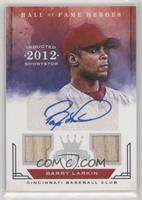 Barry Larkin #/15