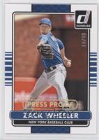 Zack Wheeler #/99