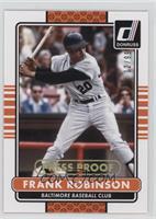 Frank Robinson #/99
