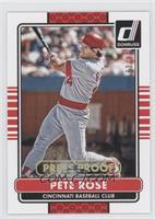 Pete Rose #/99
