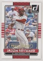 Jason Heyward #/99