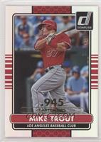 Mike Trout #/400
