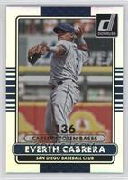 Everth Cabrera #/136
