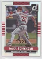 Max Scherzer /400