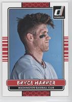 Bryce Harper (Photo Variation: Mohawk)