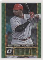 Ryan Howard [EX to NM] #/999