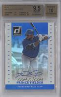 Prince Fielder /25 [BGS 9.5 GEM MINT]