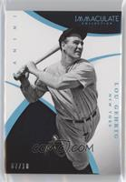 Lou Gehrig #/10
