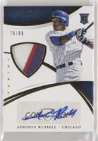 Rookie Material Autos - Addison Russell #79/99