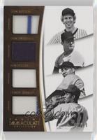 Bob Feller, Don Drysdale, Don Sutton, Fergie Jenkins /99