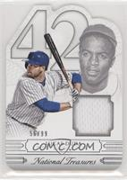 Lucas Duda, Jackie Robinson [Noted] #/99
