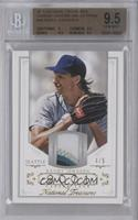 Randy Johnson [BGS 9.5 GEM MINT] #/5